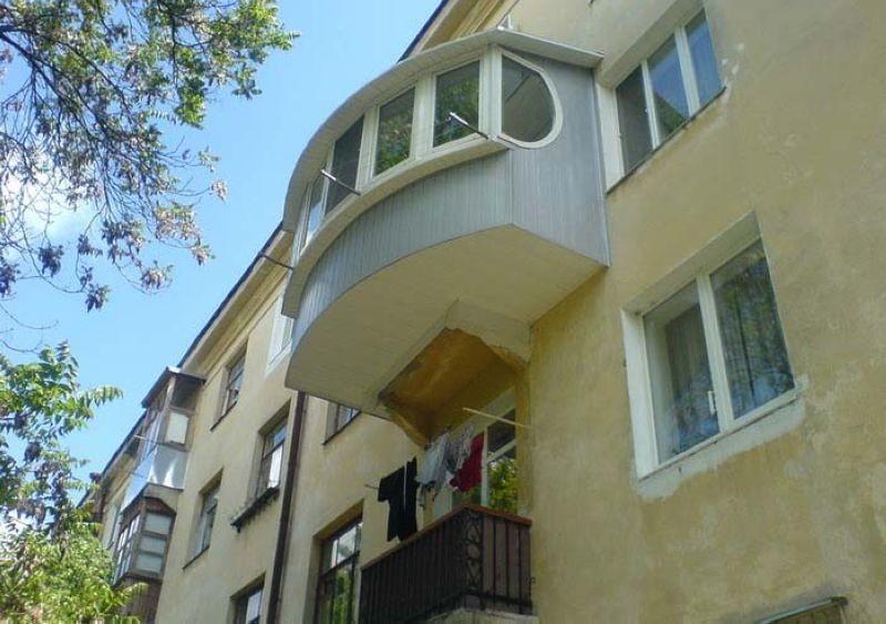 22 самых суровых российских балкона, которые вводят в полный.